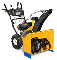 Photo Cub Cadet Snow Thrower and Snow Blower