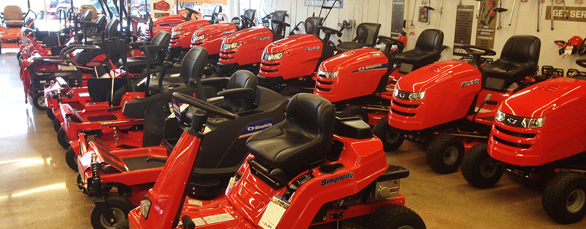 Kalamazoo Lawn Mowers, Lawn Tractors, Snow Blowers and