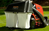 Photo of Simplicity Grass Catcher Collection Systems