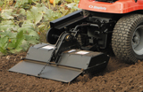 Photo of Ground Engaging Attachments for Simplicity Lawn Mowers and Garden Tractors